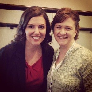 Julie and Amy Porterfield