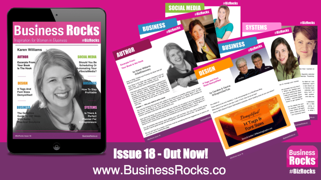 Biz Rocks Magazine