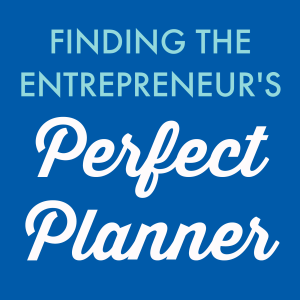 planners for entrepreneurs