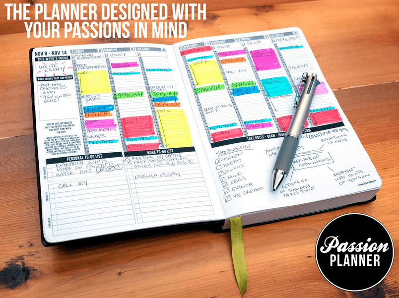 Is there a Perfect Planner for Entrepreneurs? - Socially Aligned