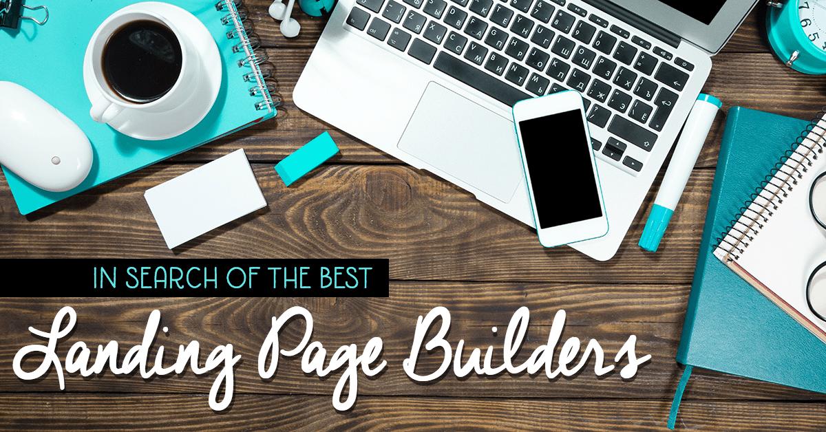 best landing page builders