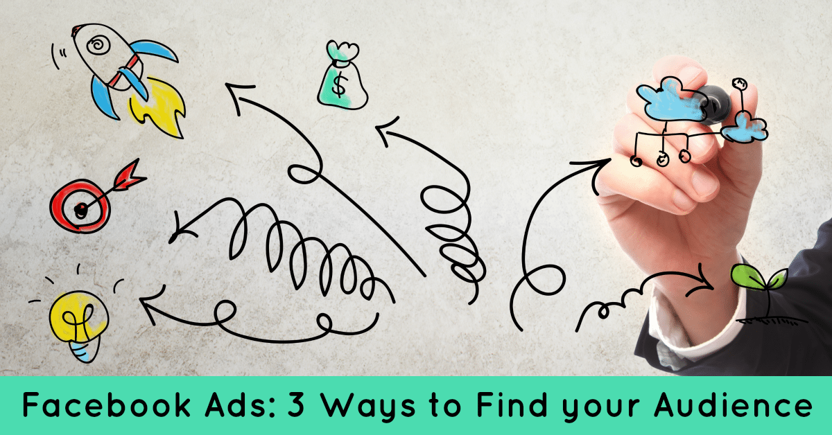 Facebook Ads: 3 Ways to find your Audience