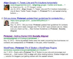 Google Authorship photo example