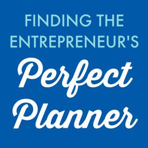 planners for entrepreneurs