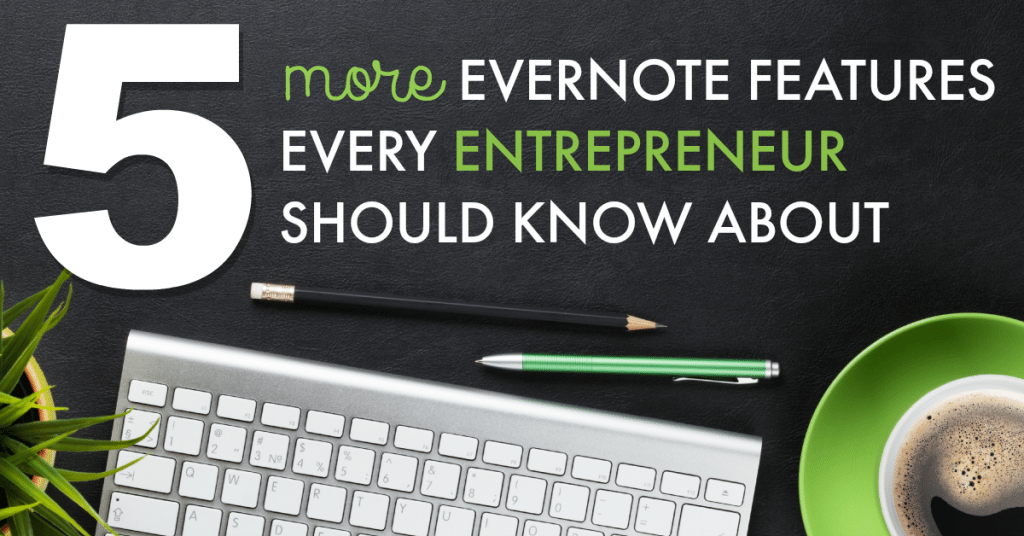 5evernotefeatures