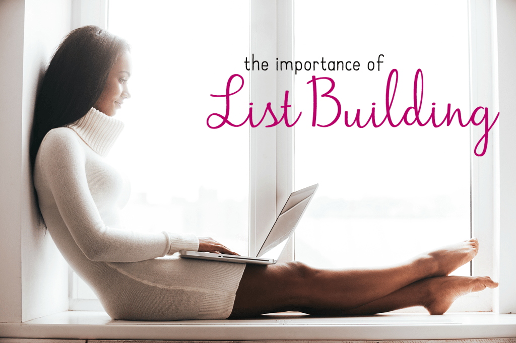 importance-of-list-building